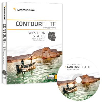 Humminbird Contour Elite - Western States - Version 2