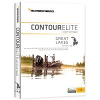 Humminbird Contour Elite Great Lakes 2018 - Version 4