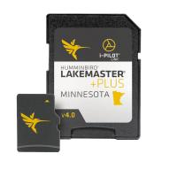 Humminbird LakeMaster PLUS Minnesota V4 w/Lake of the Woods  Rainy River