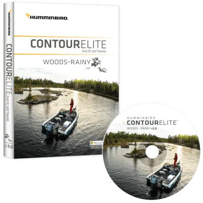 Humminbird Contour Elite - Woods/Rainy - Version 3