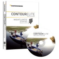 Humminbird Contour Elite - Mid-Atlantic States - Version 2