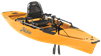 2020 Hobie Pro Angler 14 Papaya Orange