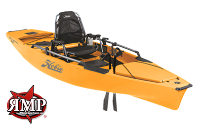 2021 Hobie Pro Angler 14 Papaya Orange