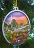 Charleston South Carolina 3D Ornament
