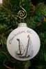 Sailboats Heart Gifts Ornament