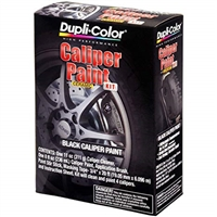 Dupli-Color® Caliper Kit - Satin Black 8oz. - BCP402