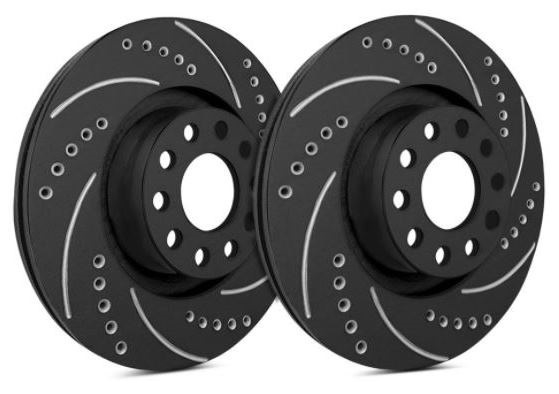 Rear Disc Brake Rotors Toyota Camry Solara Lexus ES250