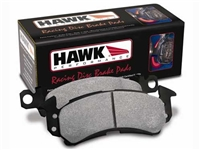 Rear - Hawk Performance HP-Plus Brake Pads - HB662N.587-D1284