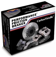 REAR - Performance Friction 0537.20 Street Pad - CarbonMetallic® - D537
