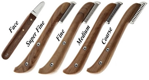 AARONCO Stripping Knife Set of 5