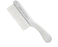 "Honeycomb ""Poodle"" 8.5"" (23 Coarse Teeth) Comb"