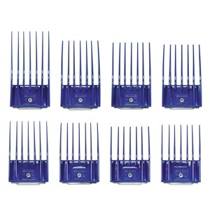 Andis Comb Set of 8 Large
