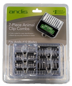 Andis 7-Piece Blade Comb