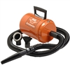 Air Force Commander Variable Speed, Orange - 4.0 hp *** DROPSHIP ***
