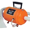 Metro Air Force Commander Dryer, 2 Speed Orange