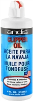 Andis Clipper Oil  4.oz