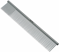 Andis Metal Finishing Comb 10""
