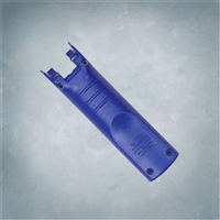 Andis Lower Housing (blue) UltraEdge