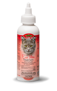 BIOGROOM Ear Mite Treatment 4oz