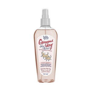 BOBBI PANTER - Gorgeous DRY Dog and Cat Waterless Shampoo 8oz