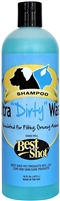 BEST SHOT Ultra Dirty Wash 24:1 Shampoo 16.oz