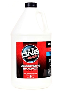 BEST SHOT ONE SHOT DEODORIZING 10:1 Shampoo Gallon