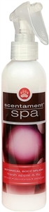 Scentament Spa Fresh Apple & Lilly Body Splash 8.oz