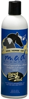 BEST SHOT M.E.D. Herbal Healing Shampoo 12.oz