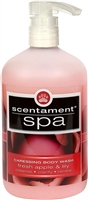 Scentament Spa Fresh Apple & Lily Shampoo 16.oz