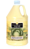 Scentament Spa Oatmeal Conditioner Lemon Vanilla 6:1 Gallon