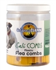 Cali Comb Flea Comb w/ Magnify glass (50 ct Tub)