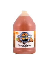 California Clean Natural Almond Shampoo Gallon