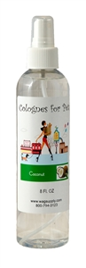 Coconut 8oz by Colognes for Pets