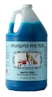 Whitey Tidey Shampoo 32:1 Gallon by Colognes for Pets