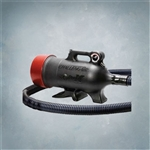 Double K AirMax 2 Speed Dryer w/6' Hose Black
