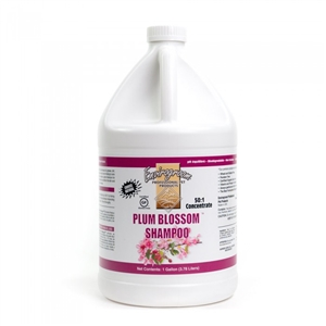 Envirogroom Plum Blossom 50:1 Shampoo Gallon