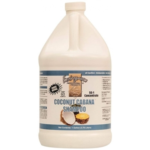 Envirogroom Coconut Cabana 50:1 Shampoo Gallon