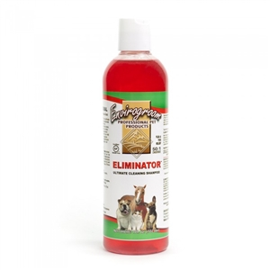 Envirogroom Eliminator 50:1 Pesticide Alternative Shampoo 17.oz
