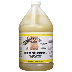 Envirogroom Neem Supreme 32:1 Itch Relief Shampoo Gallon