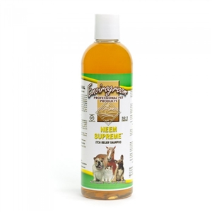 Envirogroom Neem Supreme 32:1 Itch Relief Shampoo 17.oz