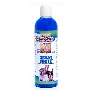 Envirogroom Great White 32:1 Whitening Shampoo 17.oz