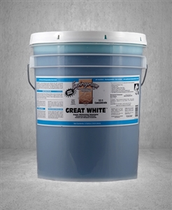 Envirogroom Great White 32:1 Shampoo 5 Gallon Bucket