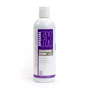 Special FX Platinum Plum 50:1 Facial and Body Shampoo 17.oz