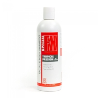 Special FX Tropical Passion 50:1 Facial & Body Shampoo 17.oz