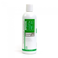 Special FX Simply Fresh 50:1 Facial & Body Shampoo 17.oz