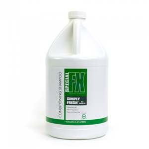 ENVIROGROOM - Special FX Simply Fresh 50:1 Optimizing Shampoo Gallon