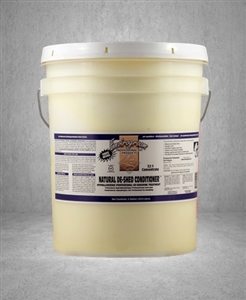 Envirogroom Natural De-Shed 32:1 Conditioner Treatment 5 Gallon Bucket