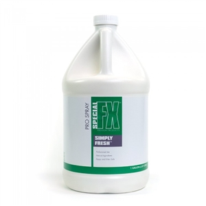 Special FX Simply Fresh Pro Spray Gallon