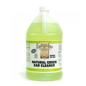 Envirogroom Natural Green Ear Cleaner Gallon