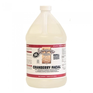 Envirogroom Cranberry Tearless Facial Cleanser Gallon
